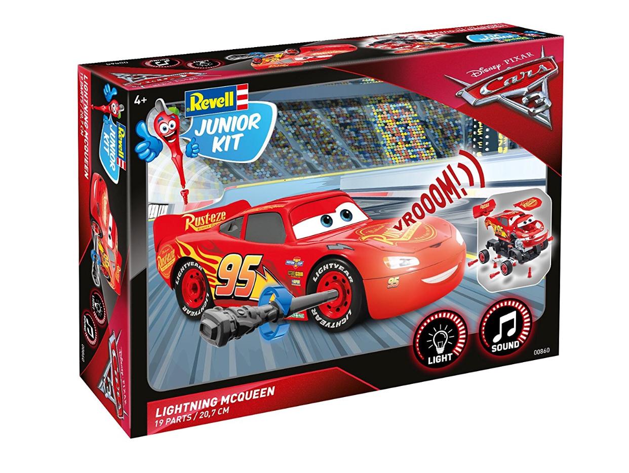 Cars 3 Lightning McQueen Junior Kit @ Amazon - £9.99 Prime / £14.74 non-Prime