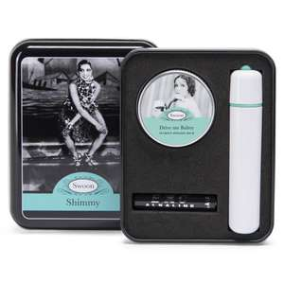 £5.25 Swoon Shimmy Bullet Vibrator Gift Set via Lovehoney (plus £3.95 del)