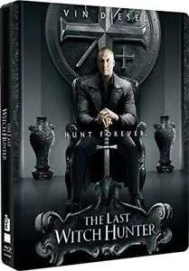 The Last Witch Hunter - UK Exclusive Limited Edition Steelbook (Blu-Ray) £4.99 Delivered @ TheEntertainmentStore via eBay