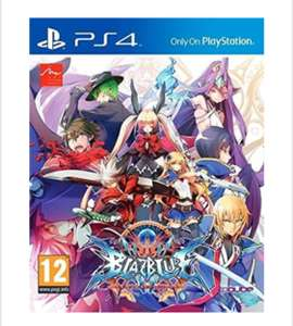 BlazBlue Central Fiction (PS4) , £10.49 delivered @Base