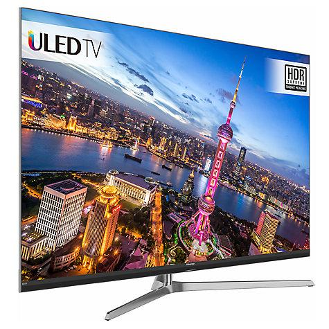 "Hisense H65NU8700 ULED HDR 4K Ultra HD Smart TV, 65"" - £1,099 @ John Lewis"