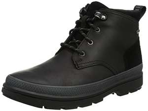 Clarks Men's Rushwaymid GTX Ankle Boots free delivery for prime customers