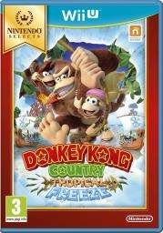 [Wii U] Donkey Kong Country: Tropical Freeze  - £14.99 (new) / £11.99 (pre-owned) - Grainger Games