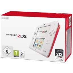 Preowned/Used Nintendo 2DS Console White & Red £44.99 @ Grainger Games