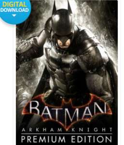 Batman Arkham Knight Premium Edition - PC ( Includes Arkham Trilogy games, origins, DLC and Season Pass) £3.99 @ CDKeys