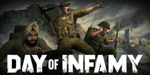 Day of Infamy - (PC - Steam) £3.99 at CDKeys