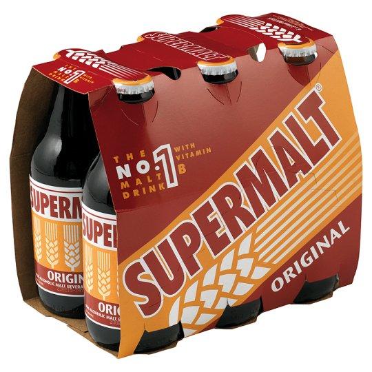 Supermalt Original 6 Pack (330 ml bottles) for 2.60 @ Asda Rollback deal