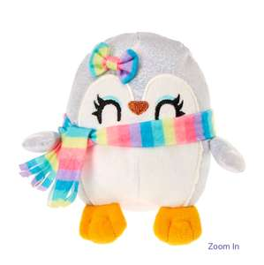 Kids Small Peppie the Penguin Soft Toy £3 (Possibly with buy one get one free.. is £1.50 each)  .. free c&c at Claires Accessories