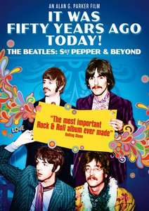 It Was 50 Years Ago Today... The Beatles, Sgt. Pepper and Beyond ,at Music Magpie for £5.19