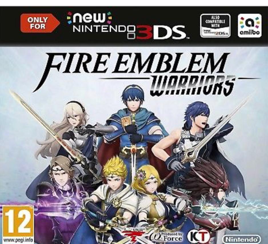 Fire Emblem Warriors (N3DS) £16.85 (Shopto-eBay) delivered