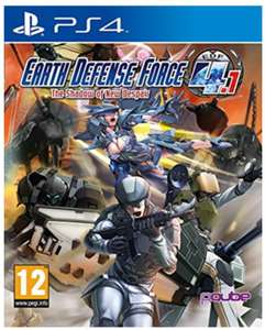 Earth Defense Force 4.1: The Shadow of New Despair (PS4) at base.com for £10.49