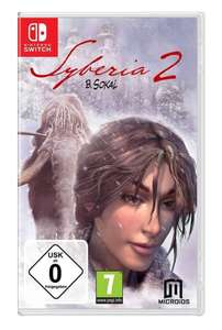 Syberia 2 (Nintendo Switch) , £18.99 delivered @Base