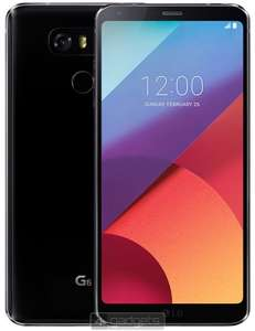 LG G6 Astro black refurbished good condition @ 4gadgets for £259.99