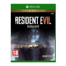 Resident Evil 7 Gold Edition at go2games for £26.99