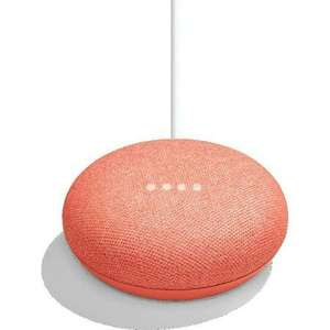 Google Home Mini (Coral) - Smart Speaker and Home Assistant (US Version)