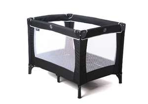 Red Kite Sleeptight Travel Cot (Black) at Amazon for £23