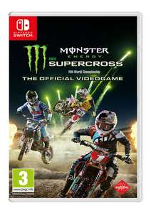 Monster Energy Supercross [Nintendo Switch] £19.99 at Simply Games