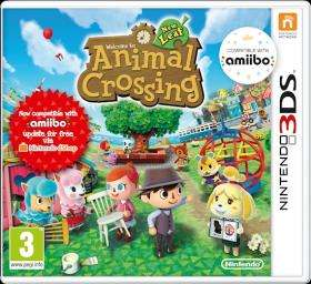 Animal Crossing New Leaf 3DS £24.99 New, £21.99 Used - Grainger Games