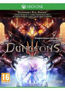 Dungeons 3 [Xbox One] £18.99 at Base