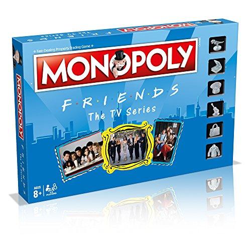Friends Monopoly @ Amazon via Smart Games Online, £29.99