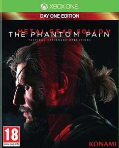 Metal Gear Solid V: The Phantom Pain - Day One Edition [Xbox One] @ Gamestop.ie / £8.90 + £6.69 shipping