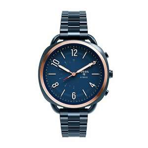 Fossil Women's Hybrid Smartwatch FTW1203 £76.00 With Voucher Code At Amazon RRP £159