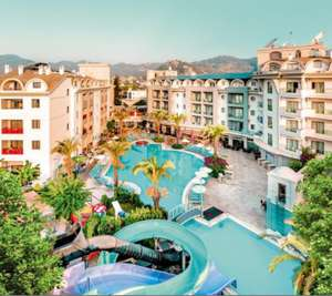 1 week All inclusive family holiday to Turkey (Marmaris) £170 pp based 2A & 2C