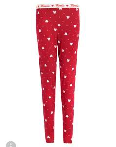Womens Minnie Mouse Lounge Pants £2.95 + Delivery £3.95 or free on orders over £25 at Character.com
