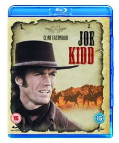 Joe Kidd (Blu-Ray) £3.81 Delivered (Using Code) @ Zoom