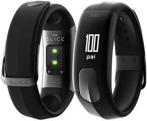 Mio Slice HRM Activity Tracker - £53.99 plus free del