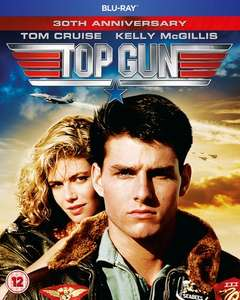 Top Gun (30th Anniversary Edition Blu-Ray) £4.13 Delivered (Using Code) @ Zoom