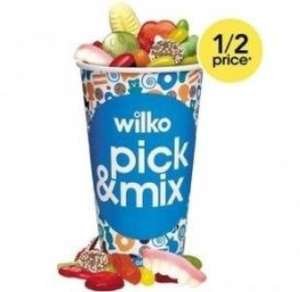 Wilko Half Price Pick & Mix