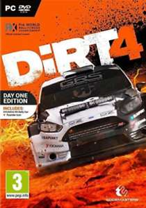 Dirt 4 for the PC £7.95 - jpsurfshop ebay