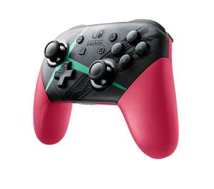 Xenoblade Chronicles Switch Pro Controller (Switch) for £49.99 delivered @Game