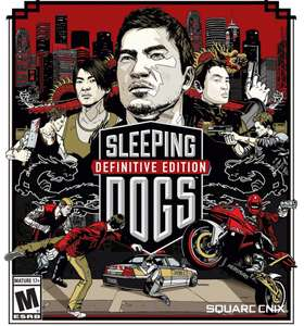 Sleeping Dogs: Definitive Edition £2.99 @ Steam (EXPIRING AT 6PM!!!)