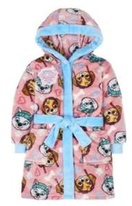 Mini Club Paw Patrol Robe. 1/2 price now £7.50 @ Boots. Free C&C