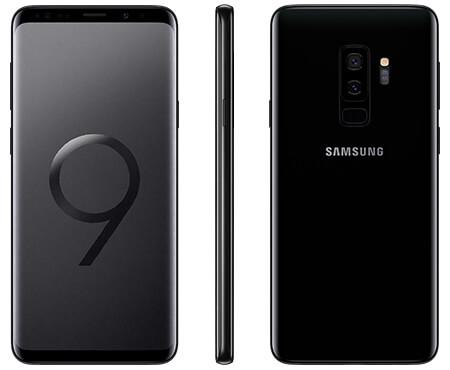 Samsung Galaxy S9 Plus G965FD Dual Sim 4G 128GB - £739.99 @ eGlobal Central