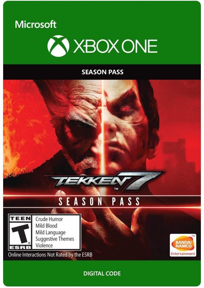 Tekken 7 season pass (XB1) £13.99 @ CDKeys