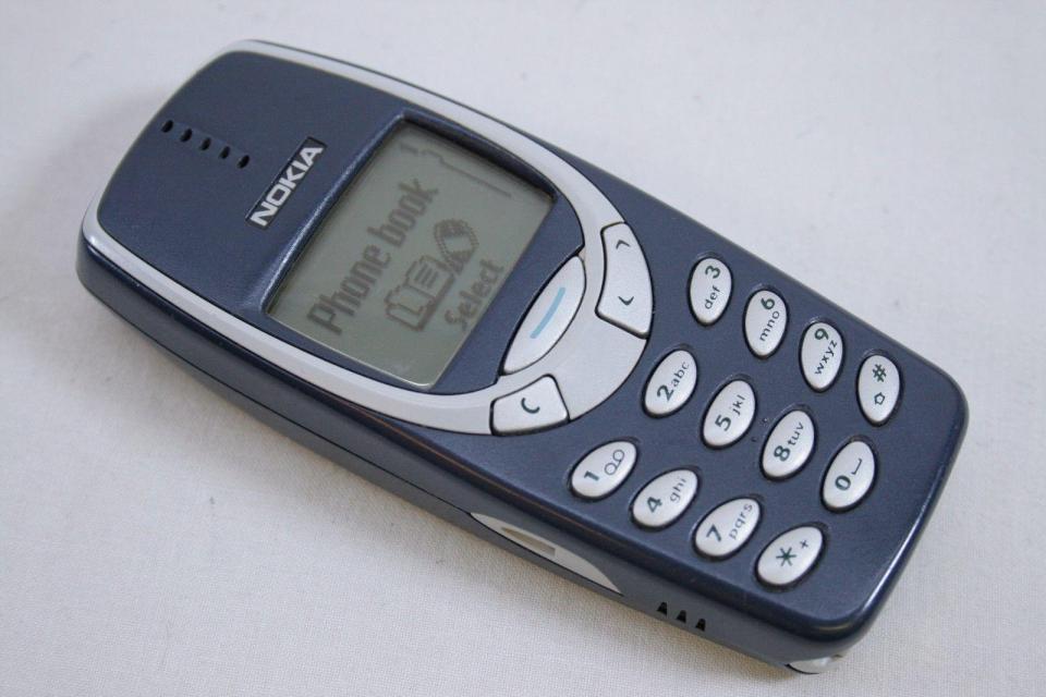 Refurbished Nokia 3310 Mobile Phone - £9.70 - Aliexpress