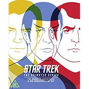 Some Star trek blu ray seasons included in 2 for £20 offer at Amazon