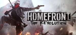 PC :- Homefront®: The Revolution £4.99 reduced from £24.99 (Well Patched up since release FPS) ** Direct With Steam **
