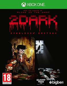 2Dark Steelbook Edition (Xbox One) £7.99 @ GAME