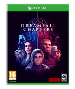Dream fall Chapters (Xbox One & PS4) £9.99 @ GAME