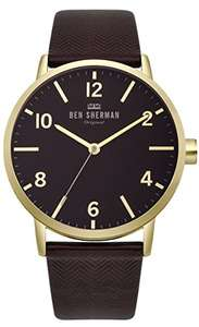 Ben Sherman Portobello watch £11:12 free del with Amazon Prime