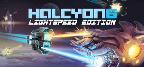 Halcyon 6 Lightspeed Edition $5 (£3.76) @ Chrono.gg