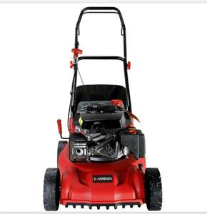 Sovereign Petrol Mower 150cc £109.99 at Homebase