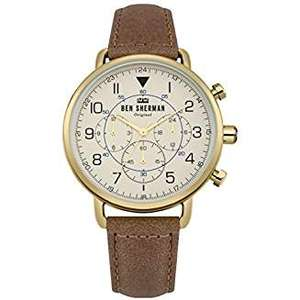 Ben Sherman Mens Watches reduced Amazon From £9.53 (+£3.99 non-prime)