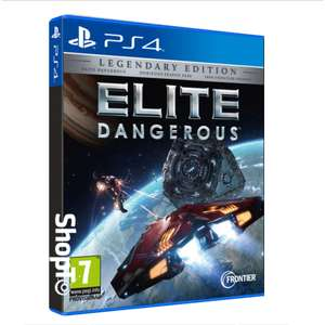 Elite: Dangerous - Legendary Edition for £21.85  PS4 / Xbox one . £21.85.delivered @ Shopto