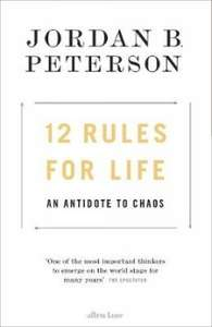 Jordan B. Peterson's 12 Rules for Life £13.60 (WHSmith) - free c&c