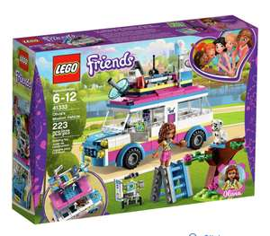 LEGO Friends Olivia's Mission Vehicle - 41333 , £11.99 c&c Argos